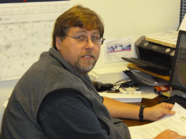 Meet Our Large Format Expert, Norm Hedman
